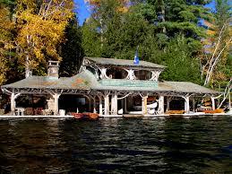 the boathouse in the adirondacks love it adirondack