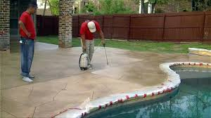 patio couch cover 25 best ideas about painting concrete porch on