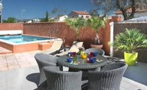 chambre d hote frontignan villa sud de avec piscine privée frontignan chambres d