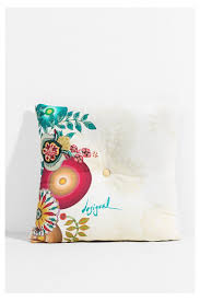 decorative cushion essential button 45 45 desigual com