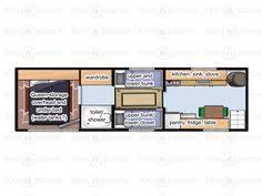 cool bus skoolie rv sample floor plans bus conversion