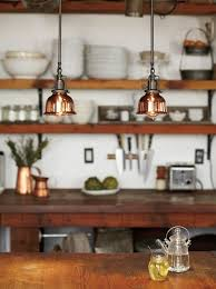 Copper Kitchen Light Fixtures Copper Light Fixtures Kitchen Traditional With Pendant