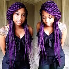 black hairstyles purple the 25 best purple box braids ideas on pinterest purple braids