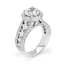 semi mount engagement rings michael m bezel semi mount engagement ring king jewelers