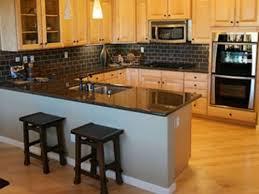 u shaped kitchen island u shaped kitchen with island designs white seat bar stools wooden