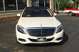 used mercedes s550 4matic for sale 2014 mercedes s550 4matic awd turbo white sedan