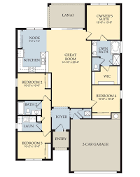 Pulte Homes Floor Plans by Doral New Home Plan Ave Maria Fl Pulte Homes New Home