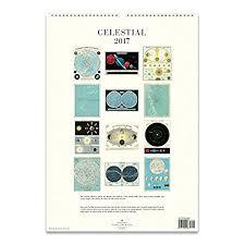 cavallini calendars free shipping cavallini 2017 celestial wall calendar