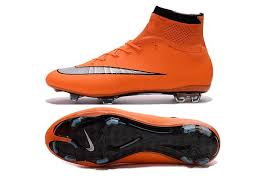 womens football boots australia nike mercurial superfly fg orange silver for a 135 32 football