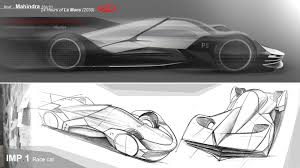 Mahindra Marlin 24 Hours Of Le Mans 2030 On Behance
