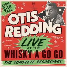 that cd preview otis redding s live at the whisky a