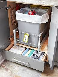 Kitchen Recycling Bins For Cabinets Storage Packed Cabinets And Drawers Cabinet Drawers Storage