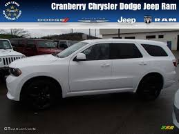 jeep durango interior 2013 bright white dodge durango sxt blacktop awd 79949668
