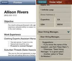 Best App For Resume by 6 Resume Builder Apps For Job Hunters Apartment Therapy