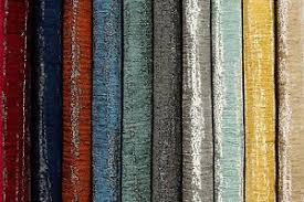 Shabby Chic Upholstery Fabric by Mcalister Textiles Shabby Chic Textured Striped Chenille