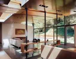 fabulous clear glass sliding doors for modern living room ideas
