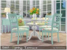 severinka u0027s spring terrace