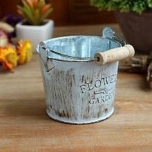 Tin Vases Popular Tin Barrel Buy Cheap Tin Barrel Lots From China Tin Barrel