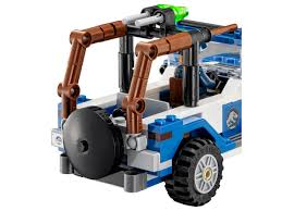 jurassic world jeep toy lego jurassic world 75916 dilophosaurus ambush mattonito
