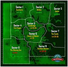 Fallout 3 Bobblehead Map world map enemy levels fallout 4 game guide u0026 walkthrough