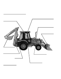 case 580k backhoe serial number locations 580e