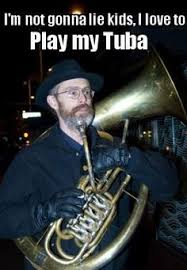Tuba Memes - classic robert downey jr and a tuba for the win books worth