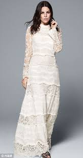 h u0026m affordable bridal collection to go on sale in australia