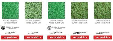 Popular GRAMA SINTÉTICA | Preços e dicas para grama artificial @RY36