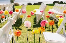 Diy Garden Wedding Ideas Sessy Tips For Low Budget Weddings