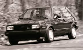 vintage volkswagen rabbit volkswagen gti a history in pictures car and driver blog