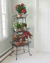 Over The Toilet Etagere Wire Plant Stand Bathroom Etagere Black Metal Plant Stand