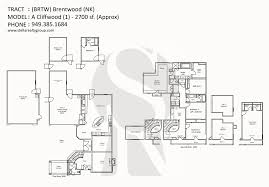 homes for sale in brentwood nk irvine view floor plans