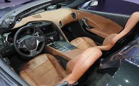 corvette stingray 2014 interior 2014 chevrolet corvette convertible look 2013 geneva motor