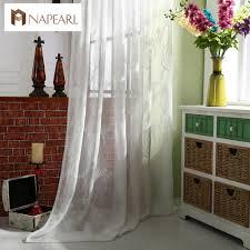 online get cheap sheer living room curtains aliexpress com