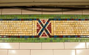 mta will remake tiles that look like confederate flags in station