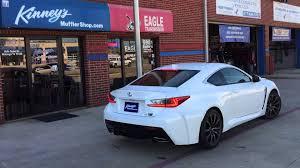 lexus rc f for sale nc 2015 lexus rcf street demon custom exhaust by kinney u0027s youtube