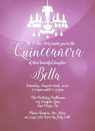 quinceanera invitation wording template quinceanera invitation template