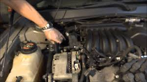 removing alternator from 2000 2007 ford taurus youtube