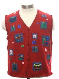 hanukkah vest womens or christmas sweater vest studio falala