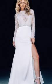 Wedding And Prom Dresses Cheap White Formal Dresses White Evening Prom Dress Dorris Wedding