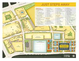 multi unit floor plans mosaic district townhomes by eya plan and unit pricing