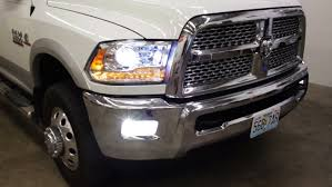 dodge ram 2500 headlight bulb dodge ram hid installation with canbus anti flicker modules