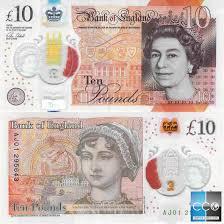bureau de change livre sterling retrait de l ancien billet de 10 à partir du 1er février 2018
