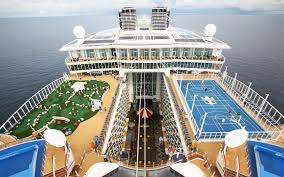 five things to know about royal caribbean international u0027s oasis of