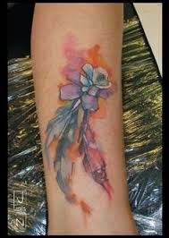 melissa fusco arizona colorado tattoo artist indian paint brush