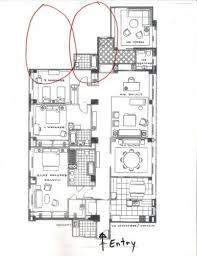 feng shui master bedroom spotting feng shui challenges in floor plans part 3 open spaces