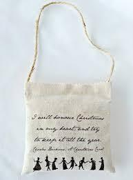 charles dickens a christmas carol sachet literary gift
