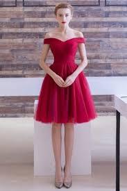 robe de mariã e ã e 50 robe courte pour cocktail de mariage avec épaule déée