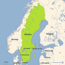 Peru On Map Sweden Vacations With Airfare Trip To Sweden From Go Today