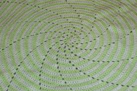 smoothfox crochet and knit smoothfox u0027s spiral baby blanket number 2